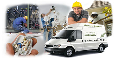 Mossley electricians
